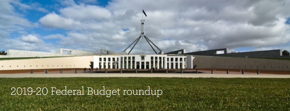 2019-20 Federal Budget